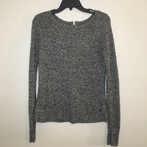 American Eagle Outfitters Zip Back sweater, SP